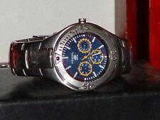 Pre-Owned Men's Fossil Blue BO-9096 Sport Analog Quartz Watch