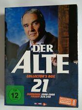 Der Alte - Collector's Box Vol. 21 (Folgen 326-340) [5 DVDs] (DVD, 2016)
