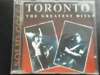 TORONTO  -  THE  GREATEST  HITS  ,  ENHANCED  REMASTERED  CD  2002 , HARD  ROCK