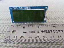 Vintage DMO-3XX Series 4 Digit LED Display Module DK603 CIN2456-AS 20VDC Input