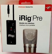 Ik Multimedia Irig Pre Amp for Smart Phone