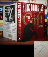Douglas, Kirk THE GIFT Signed 1st 1st Edition 3rd Printing