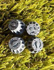 Escala 1/10 bujes de rueda para Crawler RC como axial scx10 rc4wd