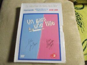 "COFFRET 6 DVD ""UN GARS, UNE FILLE - LA COLLECTION"" Jean DUJARDIN, Alexandra LAMY"