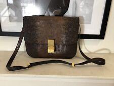 Celine Classic Box Bag Limited Edition Bag In Lizard Skin ab15750b71134
