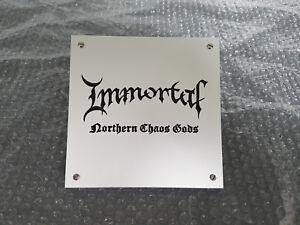 IMMORTAL: Northern Chaos Gods MAILORDER METAL DIE HARD CD-Box, lim. 1000 Bathory