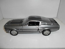 FORD MUSTANG SHELBY GT 500 ELEANOR GONE IN 60 SECONDS GREENLIGHT 1:18