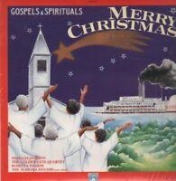 Gospels & Spirituals-Merry Christmas | LP | Mahalia Jackson, Golden Gate Quar...