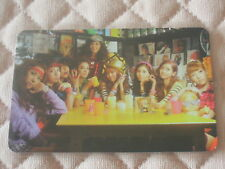 (ver. Group TYPE D) SNSD 2nd Album Oh! Photocard K-POP All Member OT9