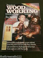 PRACTICAL WOODWORKING - IAN NORBURY CARVER - JAN 1992