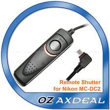 Remote Switch for Nikon DSLR D90 D5000 kit as MC-DC2 OZ