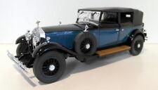 Franklin Mint 1/24 Scale Diecast - FMC4 1929 Rolls Royce Phantom I Cabriolet