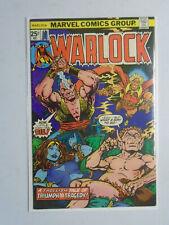 Warlock (Marvel 1st Series) #12, 5.0 (1976)