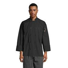 Classic Chef Coat, Long sleeves, With Pro Vent Mesh Xs-3Xl, 0422/P Free Shipping