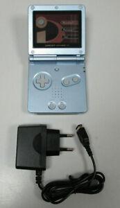 Game Boy Advance SP arctic blue #27
