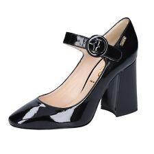 scarpe donna LIU JO 41 EU decolte nero vernice BS294-41 ce4fdd51abe