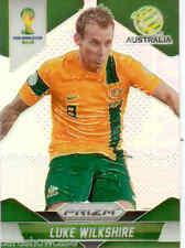 2014 World Cup Prizm Refractor Parallel No.16 L.WILKSHIRE (AUSTRALIA)