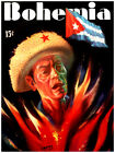 """20x30""""Poster on CANVAS Poster.Room art.Bohemia cover.Cuban burning hell.6875"""