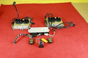 Engine Motor DME ECU CAS4 2 Key Set BMW F13 F12 F01 F10 TWIN TURBO 4.4i N63T OEM