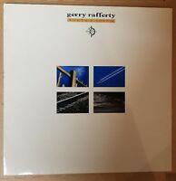 Gerry Rafferty-North & South LP Vinyl Schallplatte-Rock-Pop-washed & cleaned