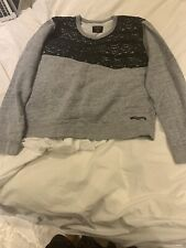 Finger In The Nose Girls Sweatshirt Age 14/15 Years