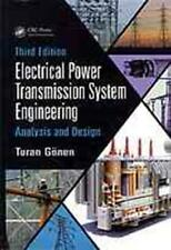 [P.D.F] Electrical Power Transmission System Engineering: Analysis and Design