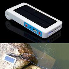 Portable Solar Oxygnator Aerator Air Pump For Pool Pond Fish Tank Bubble Stone
