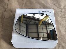 VAUXHALL MERIVA B O/S DRIVER PORTE A SPECCHIO ELETTRICO RISCALDATO in vetro NUOVO ORIGINALE