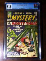Journey Into Mystery #102 (1964) - 1st Hela, 1st Sif!!! - CGC 7.5 - Key!!!