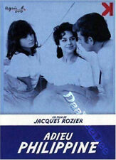 Goodbye Philippine NEW PAL Arthouse DVD Jacques Rozier Jean-Claude Aimini