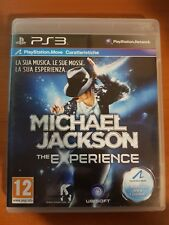 MICHAEL JACKSON THE EXPERIENCE - PLAYSTATION 3 PS3 USATO