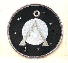 "Stargate SG-1 Project Earth Logo 3.75"" Uniform Patch-Screen Accurate (SGPA-03)"