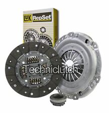 LUK 3 PART CLUTCH KIT FOR HOLDEN CALIBRA YE 2.0 I TURBO AWD