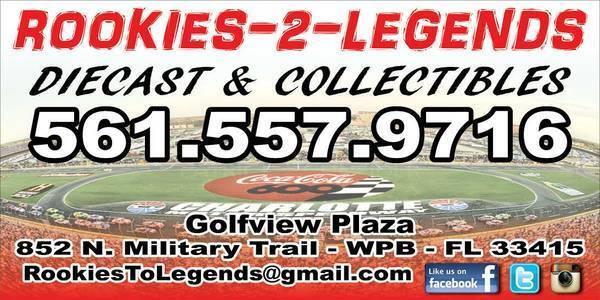 Rookies-2-Legends Collectibles