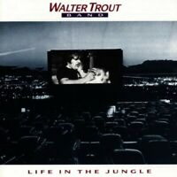 WALTER & BAND TROUT - LIFE IN THE JUNGLE  CD NEUF