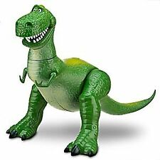 Disney Toy Story 3 Collection Talking REX Dinosaur 11 Phrases 12