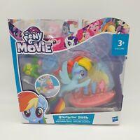 My Little Pony The Movie - Rainbow Dash Undersea Sports - Great Gift Idea Hasbro