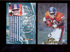 1997 CE Collectors Edge Masters TERRELL DAVIS Denver Broncos Card