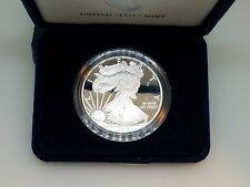 2013-West Point US Mint American Eagle 1oz Silver Proof Coin with Case & COA