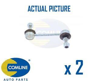 2 x NEW COMLINE REAR DROP LINK ANTI ROLL BAR PAIR OE QUALITY CSL7078