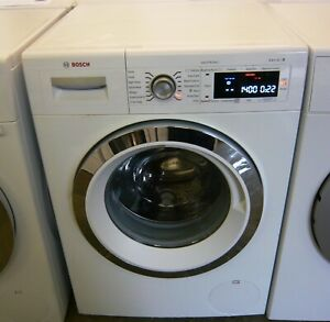 308 Bosch Series 8, A+++ 9kg Washing Machine WAW28560GB DELIVERY+INSTALL AVAILAB