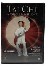 Tai Chi: 6 Forms, 6 Easy Lessons (DVD, 2000)