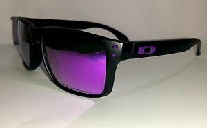 Oakley Holbrook Polarised Purple