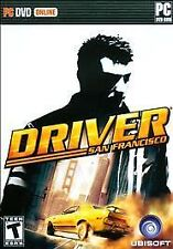 Driver: San Francisco  (PC, 2011) **Brand New Sealed!**