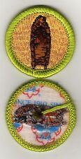 "Archaeology Merit Badge, Type L, ""Since 1910"" Back (2012-Current)"