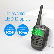 Zastone Mini9+ DMR Digital 2 Way Radio Ham Walkie Talkie 400-470MHz 188 Channels