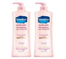 NEW Skin Lightening Lotion Vaseline healthy Body white UV sunscreen moisturizer