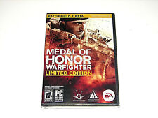 Medal Of Honor: Warfighter - Limited Edition Battlefield 4 Beta Shooter PC NEW