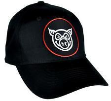 Angry Pig Hat Baseball Cap Alternative Clothing Famous Daves BBQ Foodie Bacon