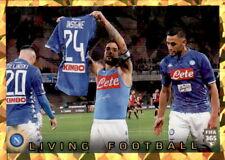 Panini Fifa 365 2020 Sticker 266 - SSC Napoli Living Football